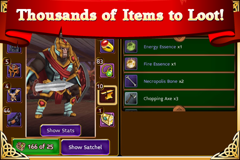 Arcane Legends- screenshot