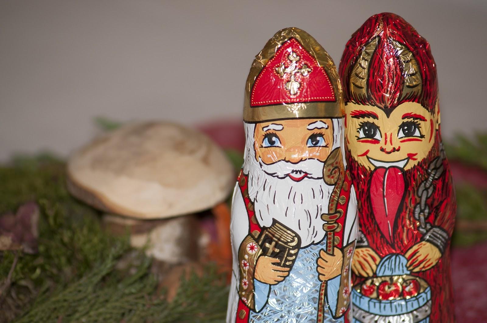 El Krampus, la figura maligna que hace su aparición en vísperas de Navidad