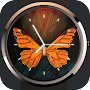 Wear Display with Butterflies APK icon