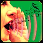 发声和调整语音音调 icon