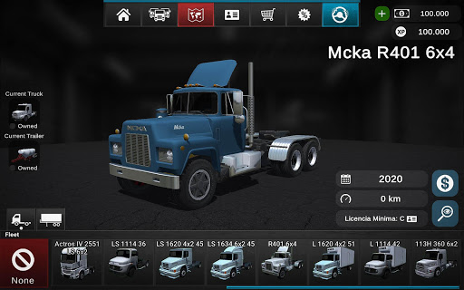 Grand Truck Simulator 2 1.0.27e Screenshots 1
