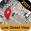 Street view map:GPS-Navigation & Live Earth Map icon
