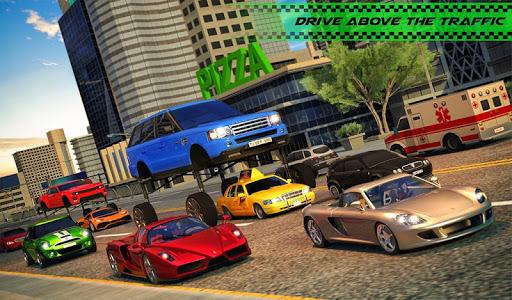 Modern Car Driving Simulator SUV Car Parking Games apktram screenshots 11