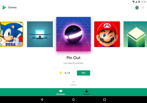 Google Play Games  screenshots 6