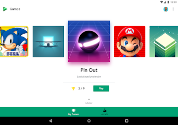 Google Play Games APK screenshot thumbnail 6