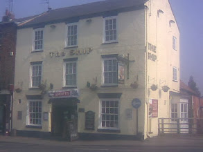 Photo: The Ship. On the furthest navigable extent of the River Witham / Horncastle canal / River Waring, it sat opposite large wharf warehousing when Horncastle was the Felixstowe / Immingham of the area. Free wifi. http://m.facebook.com/pages/SHIP-INN-Horncastle/178528375505604