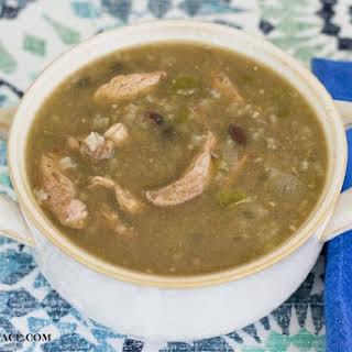 Jerk Chicken Soup Recipes.