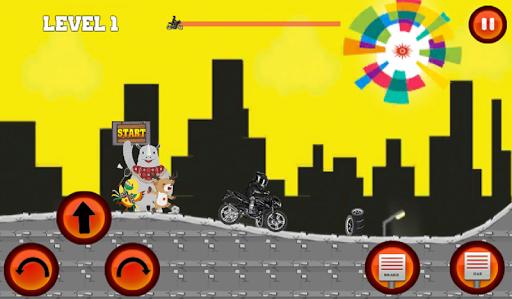 Heroic Racing In Crowded City 4.0 screenshots 1