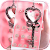 Pink Love Lock Theme Valentine file APK for Gaming PC/PS3/PS4 Smart TV
