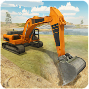Game Heavy Excavator Simulator PRO APK for Windows Phone