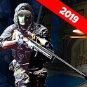 Secret Agent Counter Terrorist Gun Shooting Game icon