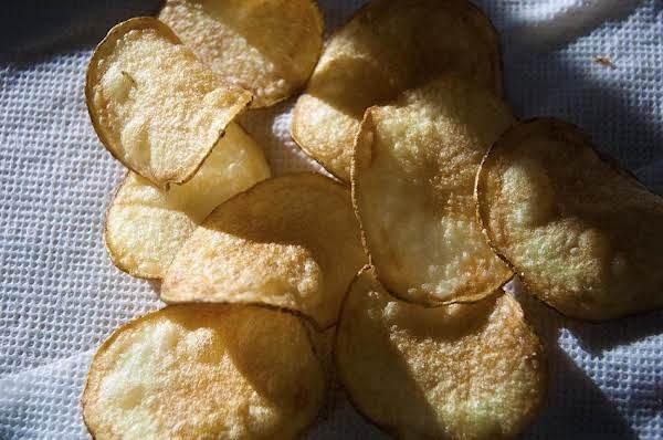 Vinegar & Salt Chips Recipe