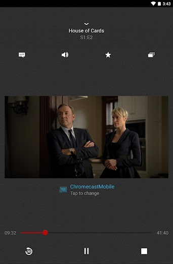 Screenshot 14 for Netflix's Android app'
