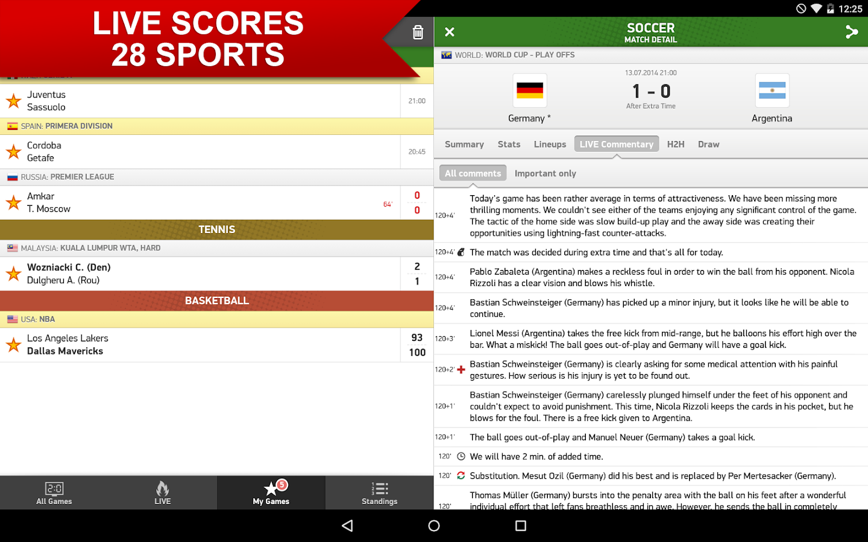 Soccerstand App