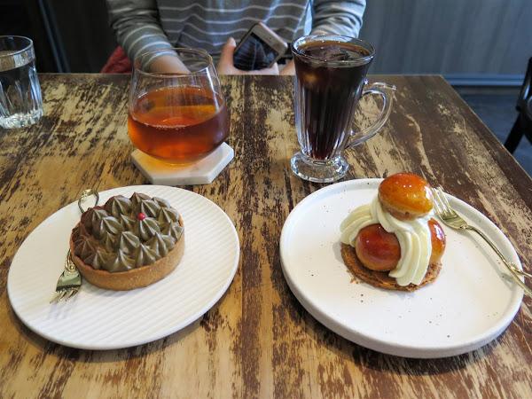 Sommwhere 那個那裡 -- 法式手作甜點、咖啡
