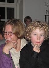 Photo: Januari 2011: Martine wordt 44 en dat  44 we in het Dolhuys van Haarlem