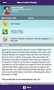 Shaw Festival screenshot