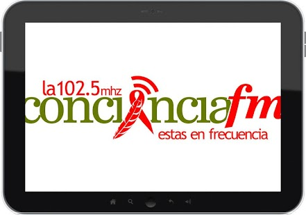 CONCIENCIA FM- screenshot thumbnail