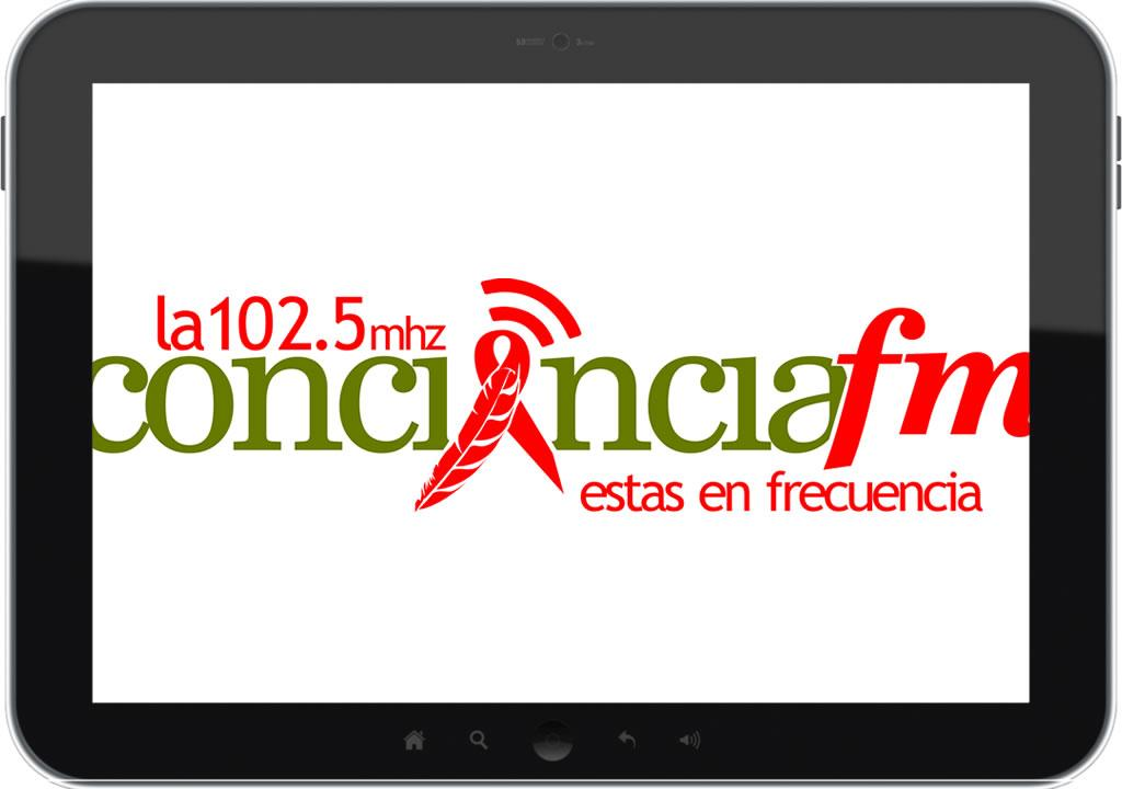 CONCIENCIA FM- screenshot