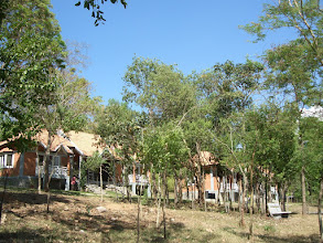 Photo: Kabini Lodges in Karnataka in 2006