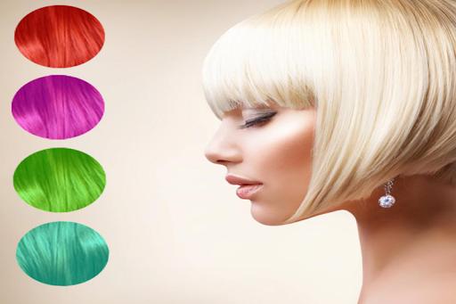玩免費遊戲APP|下載Cheveux Couleur Changeur app不用錢|硬是要APP