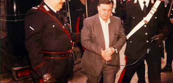 """Capitano Ultimo. Riina lo condanna a morte, lo Stato revoca la scorta: """"Trattativa Stato-mafia in atto""""."""