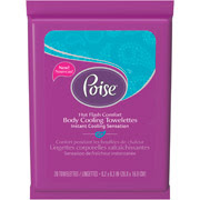 Photo: Body Cooling Towelettes.  They sound like heaven to me!