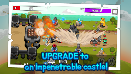 Grow Tower: Castle Defender TD  {cheat|hack|gameplay|apk mod|resources generator} 5
