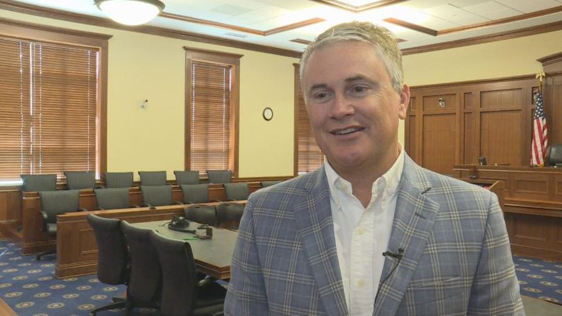 James Comer prepares to lobby for the legalization of hemp