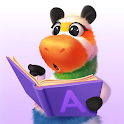 Zebrainy: learning games for kids 2-7 icon