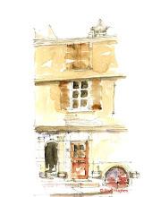 Photo: Semur en Auxois - Door2 coffee