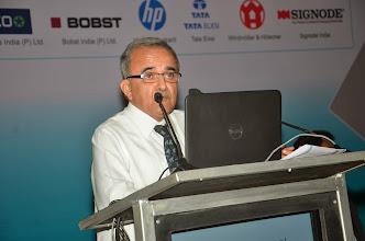 Photo: Deepak Manchanda, Director, Firstouch Solutions (P) Ltd.
