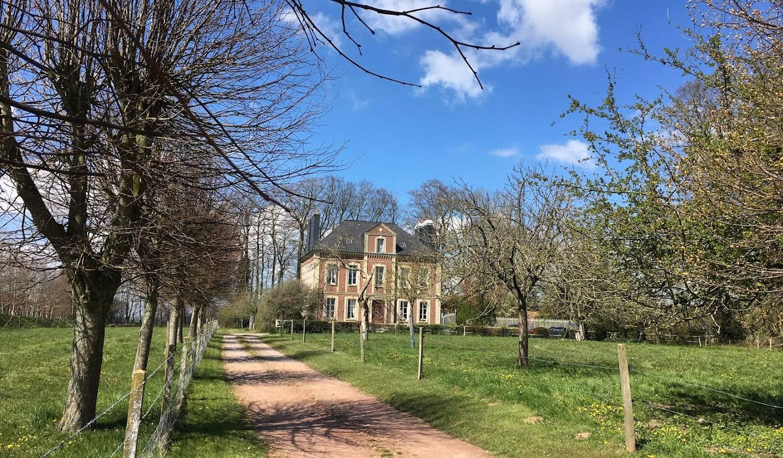 Maison avec jardin et terrasse Fauville-en-Caux