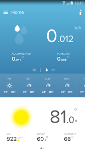 Netatmo Weather screenshot 1