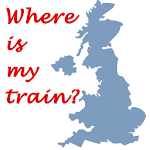 Where is my train? Icon