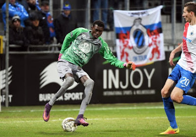 Babacar Niasse sera titulaire ce week-end avec Eupen
