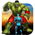 Grand Incredible Monster Superhero City Battle 17 icon