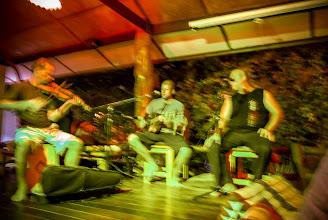 Photo: Sunday night jam at Agama Yoga Resort.