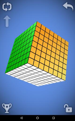 Magic Cube Puzzle 3D 1.13.1 screenshots 8