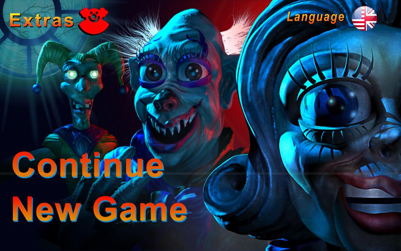 Zoolax Nights:Evil Clowns Free- screenshot