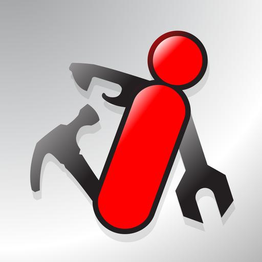 True iService 工具 App LOGO-硬是要APP