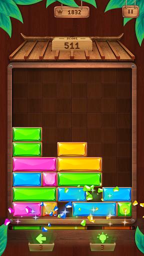 Code Triche Drop Down Block - Puzzle Jewel Blast Game APK MOD (Astuce) screenshots 1