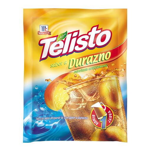 Bebida En Polvo Telisto Durazno 90Gr
