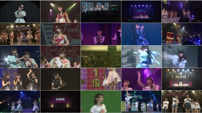 190803 (720p) AKB48全国ツアー2019 in 広島 (Niconico)
