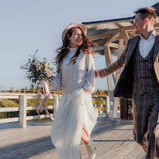 Bryllupsfotograf Anna Zhovner (Nushkin). Bilde av 08.01.2019