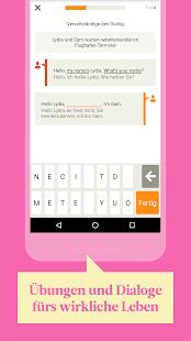 Babbel - Sprachen lernen Captura de pantalla