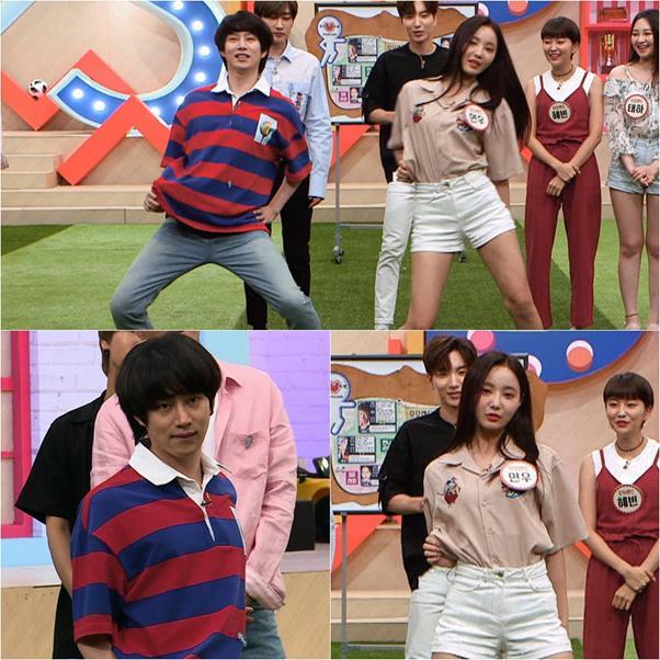 heechul yeonwoo