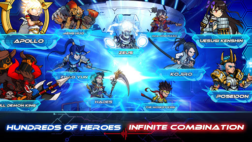 Infinite Combo screenshot