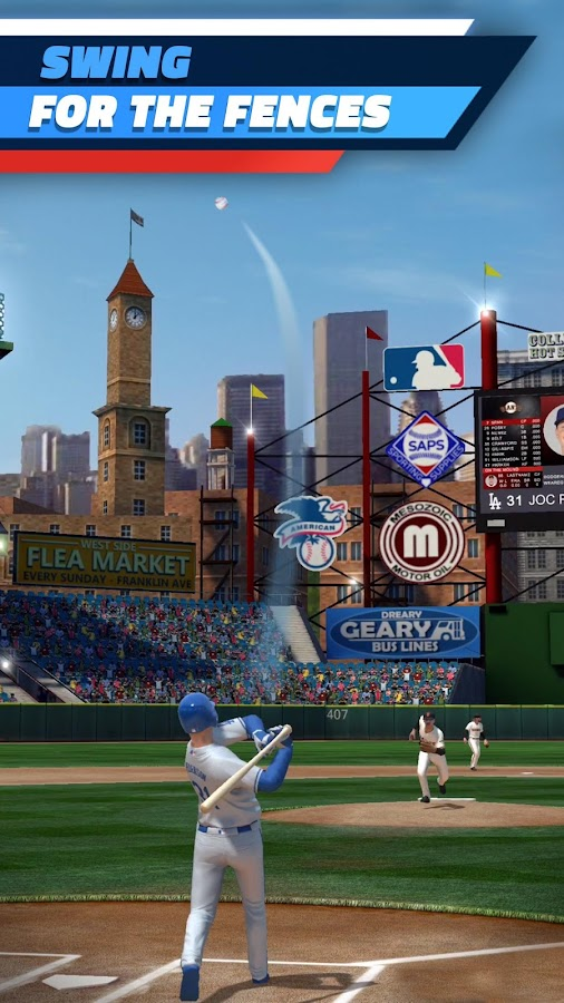 MLB TAP SPORTS BASEBALL 2017- screenshot