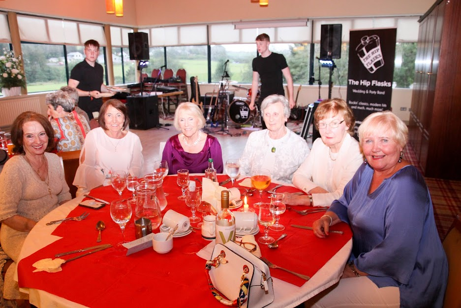 Ladies, Alice,Theresa,Gretta,Mary,Ann and Eleanor